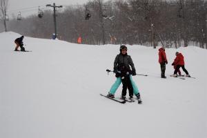 NY family ski vacation rental