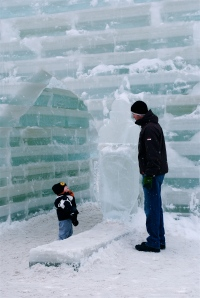 Ice palace vacation rental