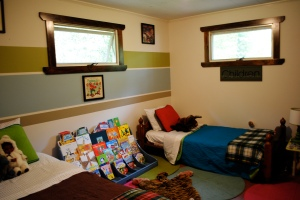kid-friendly Adirondack ski lake vacation rental