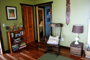 renovated Adirondack vacation rental