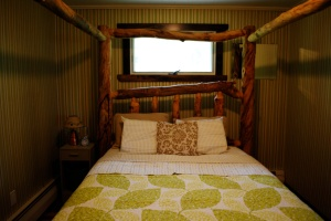 Adirondack mountain vacation camp rental