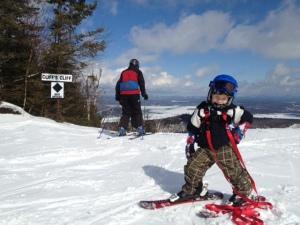 affordable family ski vacation adirondacks