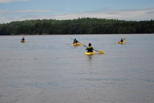All 4 kayaks vacation rental adirondacks tupper lake raquette river